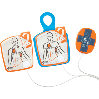 Cardiac Science G5 AED Adult Pads w/ CPR Feedback Product Photo