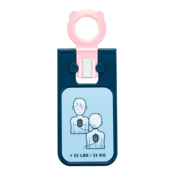 Philips FRx AED Pediatric Key Product Photo