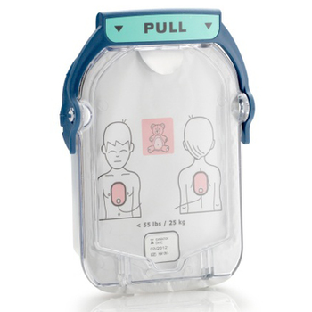 Philips OnSite AED Pads Pediatric Product Photo