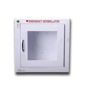 AED Wall Cabinet Compact - Surface Mount Product Photo