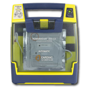 Cardiac Science G3 AED Fully Automatic Product Photo