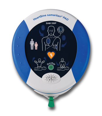 HeartSine Sameritan 350P AED Aviation Product Photo
