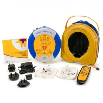 HeartSine Samaritan PAD 450P Trainer with Remote Control Product Photo