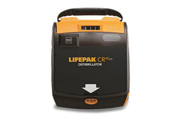 Physio Control LIFEPAK CR Plus AED Semi Automatic Product Photo