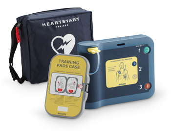 Philips FRx AED Trainer Product Photo